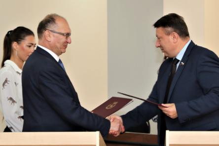 Подписано соглашение о сотрудничестве в рамках проекта «Локомотивы роста»