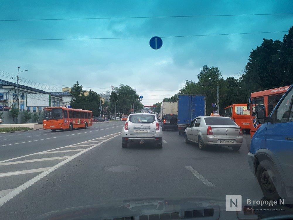 Стало известно, насколько увеличатся пробки в Нижнем Новгороде с приходом осени - фото 1