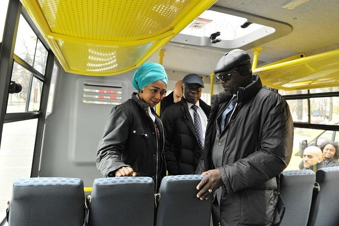 «Группа ГАЗ» поставит школьные автобусы вГану