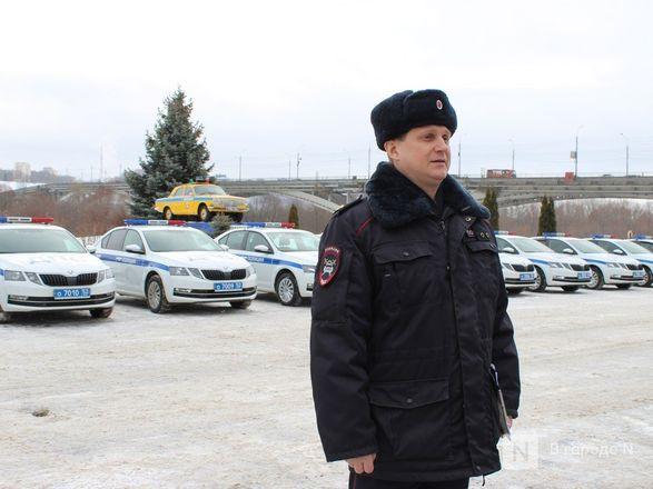 13 новых машин поступило на службу нижегородским сотрудникам ГИБДД - фото 14