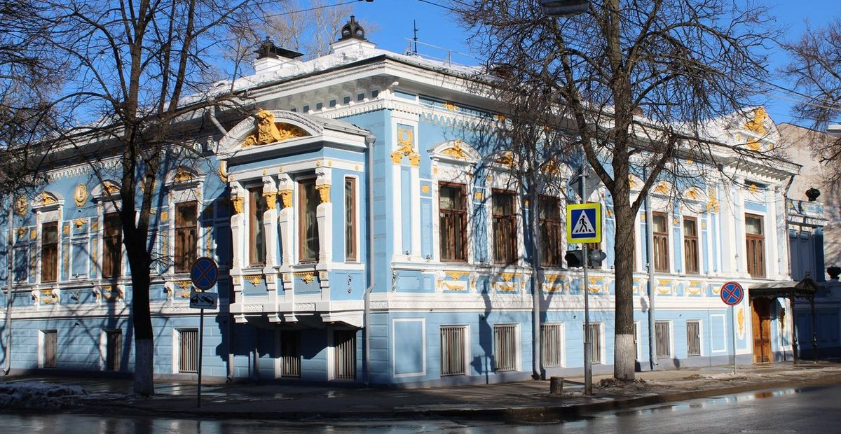 Здание нижегородского музея Горького отреставрируют за 143 млн рублей - фото 1