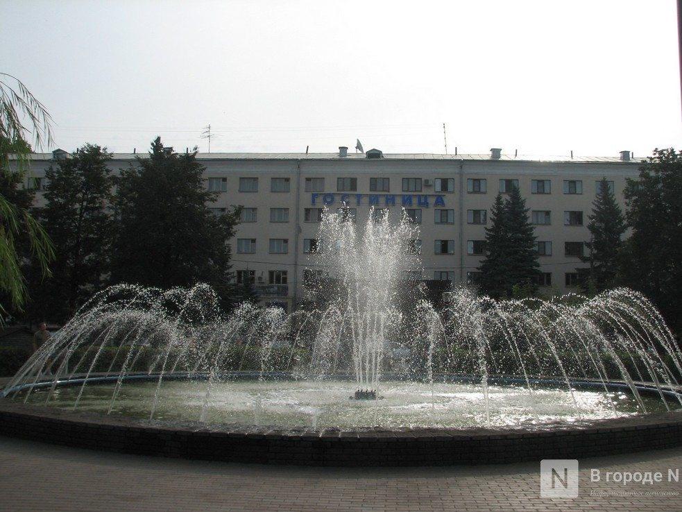 Нижегородские фонтаны готовят к запуску - фото 1