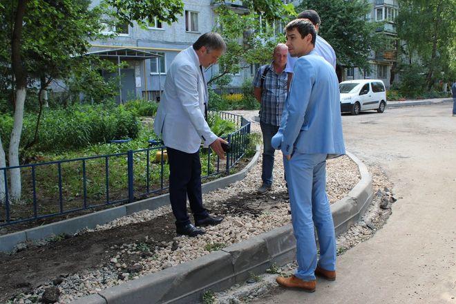 В Нижегородском районе благоустроят 16 дворов - фото 18