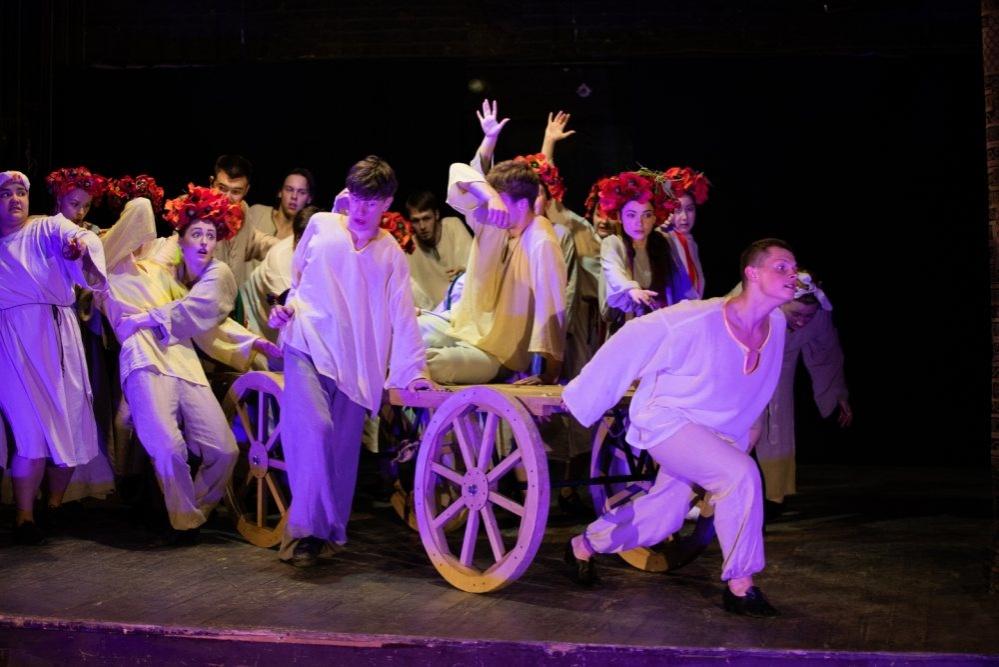 Нижегородский учебный театр откроется 27 ноября премьерой спектакля «Панночка» - фото 1
