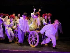 Нижегородский учебный театр откроется 27 ноября премьерой спектакля «Панночка»