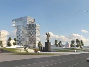Нижегородские архитекторы представили концепцию благоустройства площади Ленина