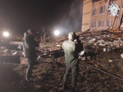 СК возбудил уголовное дело по факту разрушения дома в Дальнеконстантиновском районе - фото 1