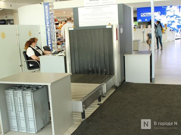 COVID не прилетит: нижегородский аэропорт усилил меры безопасности - фото 40