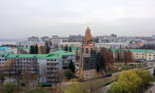 Закладную грамоту уложат в основание колокольни в нижегородском Кремле - фото 1