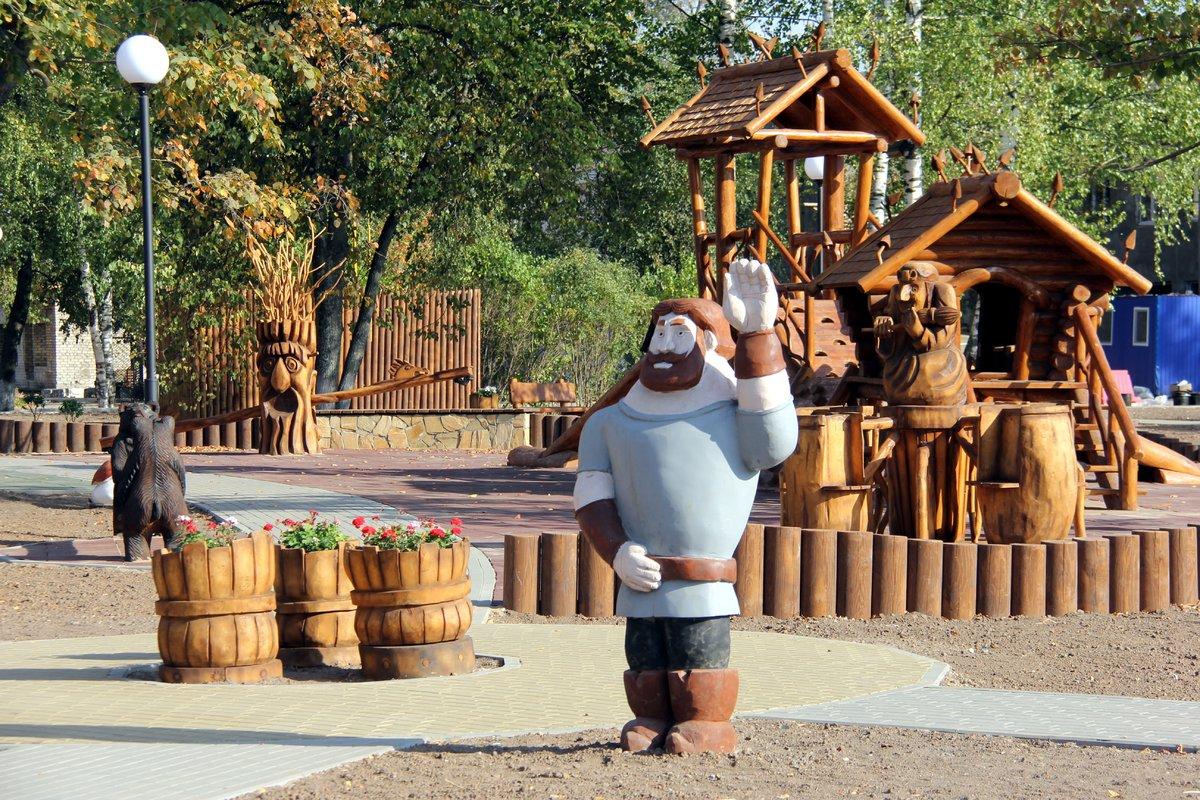 Два парка Нижегородской области признаны одними из лучших практик благоустройства - фото 1