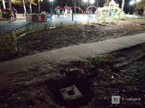 Недоблагоустройство: нижегородцы продолжают жаловаться на мусор в парке Пушкина - фото 11