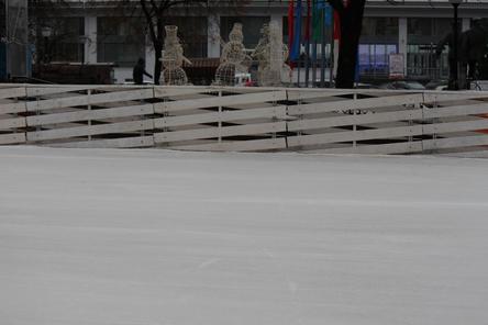 Более 10 тысяч нижегородцев посетили каток и шестиметровую горку в новогодние праздники