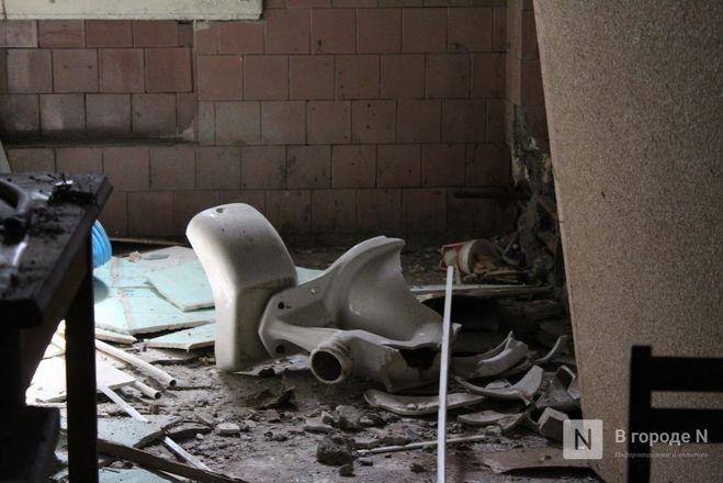 Здесь пела Пугачева: во что превратился нижегородский ДК имени Ленина  - фото 67