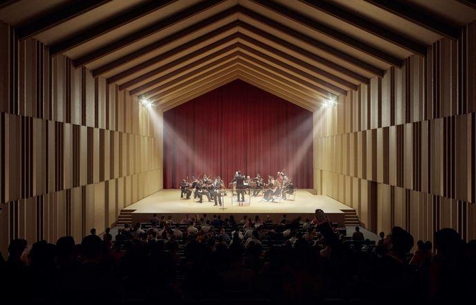 Концертный зал и выставочное пространство появится в пакгаузах на Стрелке - фото 3