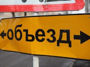 Улицу Сергиевскую и Плотничный переулок временно закроют для транспорта