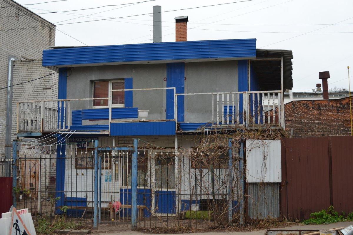Хозяин нижегородского «дома ужасов» избавился от страшной атрибутики и мусора - фото 1