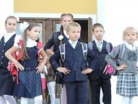 Олег Кондрашов посетил в День знаний родную школу