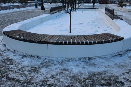 Около 400 скамеек и 1 760 урн в едином стиле поставят в Нижнем Новгороде к 800-летию