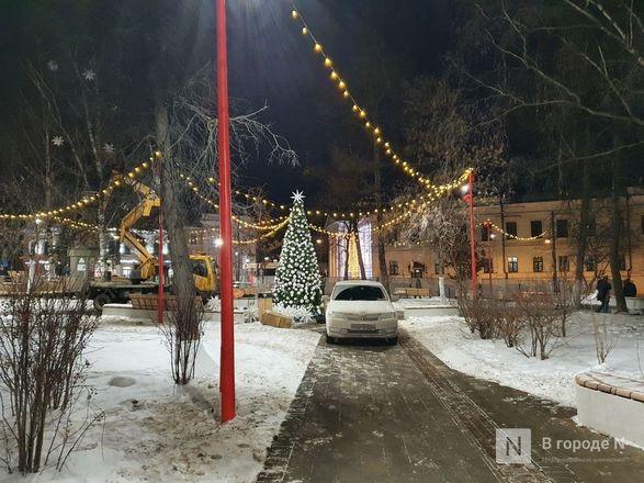 Благоустроенный сквер Свердлова открывается в Нижнем Новгороде - фото 7