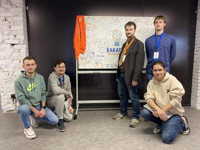 Студенты ННГАСУ приняли участие во втором хакатоне среди нижегородских IT – специалистов - фото 1