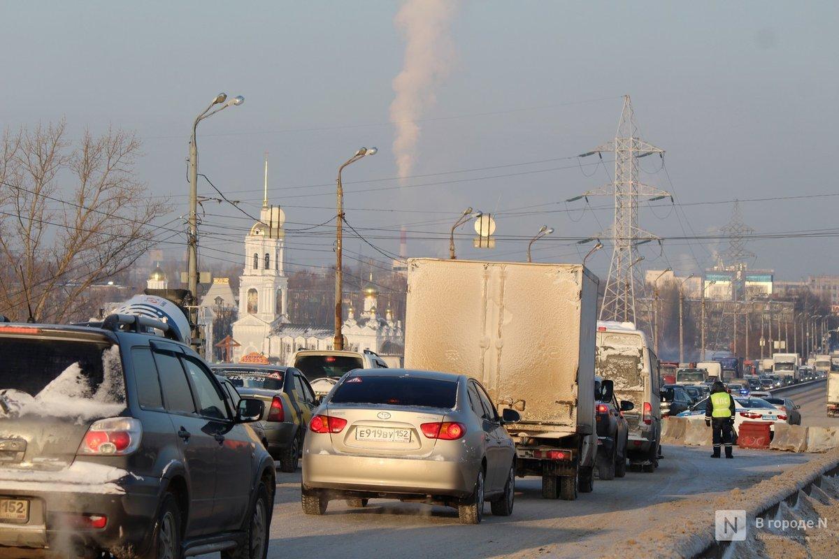 Четверть нижегородских дорог обработают противогололедным реагентом - фото 1