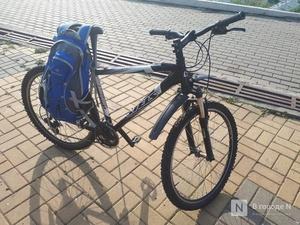 14-летний велосипедист попал под машину в Вачском районе