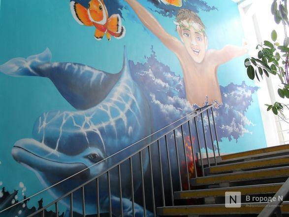 Возрожденный «Дельфин»: как изменился знаменитый нижегородский бассейн - фото 13