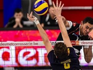 Нижегородская волейбольная команда АСК заключила контракт с игроком из Франции
