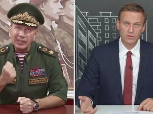 Отбивная из Навального: глава Росгвардии вызвал оппозиционера на дуэль