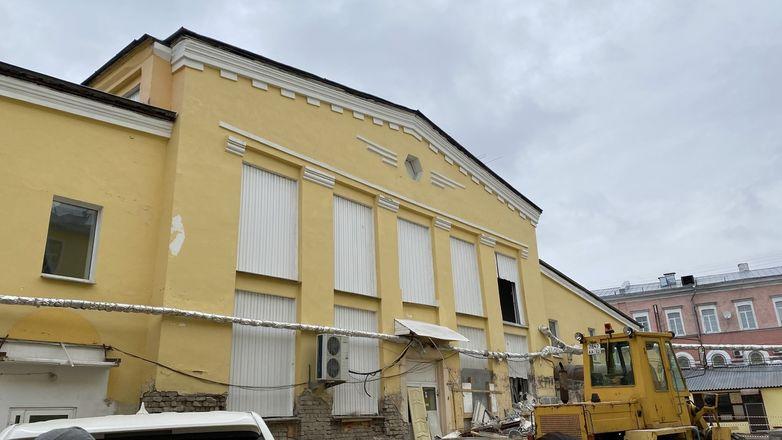 Собственнику поручили скорректировать проект реконструкции Мытного рынка - фото 2
