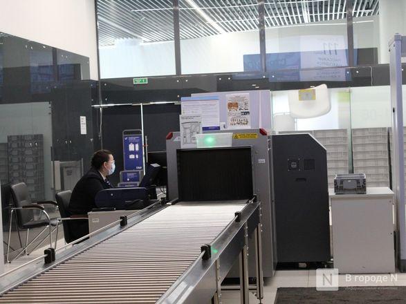 COVID не прилетит: нижегородский аэропорт усилил меры безопасности - фото 32