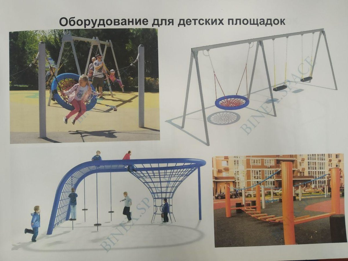Жители Московского района узнали, как будет выглядеть сквер Юбилейный - фото 3