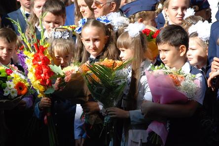 Более 122 тысяч детей отправились в школы Нижнего Новгорода 1 сентября