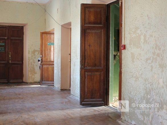Единство двух эпох: как идет реставрация нижегородского Дворца творчества - фото 49
