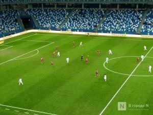 «Тамбов» на стадионе «Нижний Новгород» с крупным счетом обыграл «Крылья Советов»