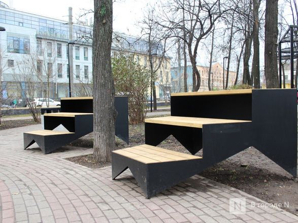 Благоустройство Чернопрудского сквера завершится в следующем году - фото 18