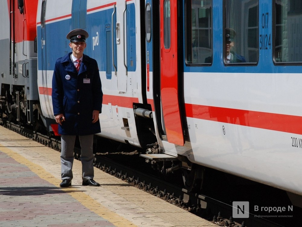 Скоростные поезда из Нижнего Новгорода будут прибывать на станцию Черкизово - фото 1