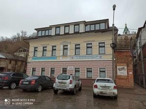Здание на улице Черниговской в зоне реновации сдается под офисы