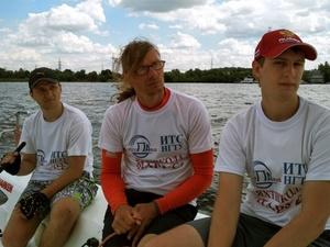 Яхтсмены опорного университета – призеры «Кубка Федерации 2019»