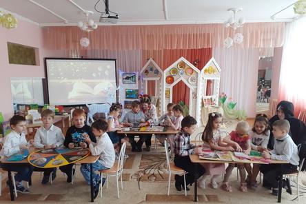 Автозаводский детсад №123 посвятил песню Нижнему Новгороду