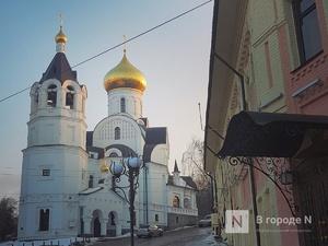 Запрет на посещение храмов для нижегородцев продлили до 31 мая