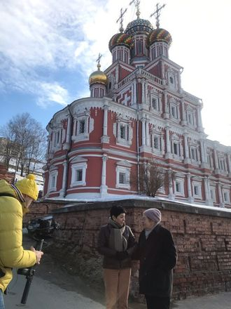 Наташа Барбье сняла передачу о Нижнем Новгороде - фото 2