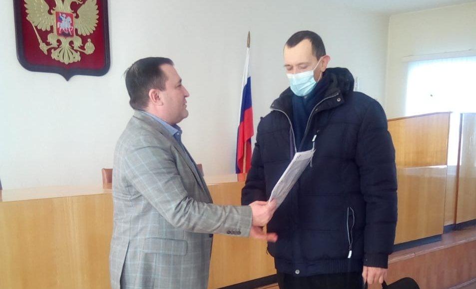 Девять балахнинских семей переехали в новостройку из аварийных домов - фото 1