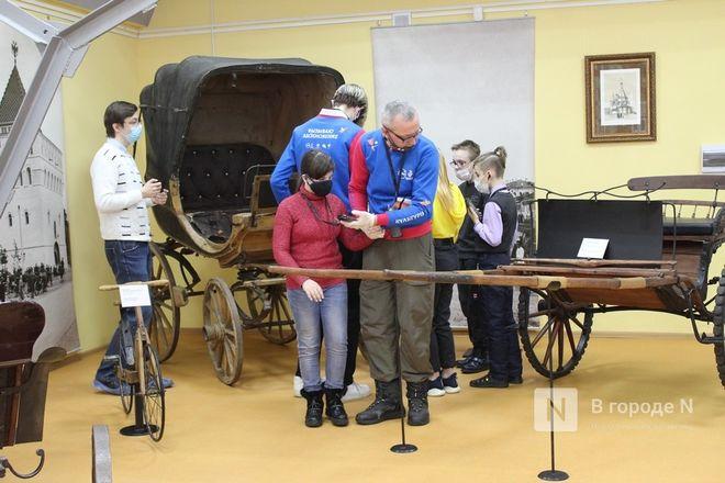 Нижегородский технический музей стал доступен незрячим людям - фото 8