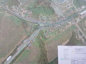 Минтранс сообщил о выполненных работах на развязке в Ольгино