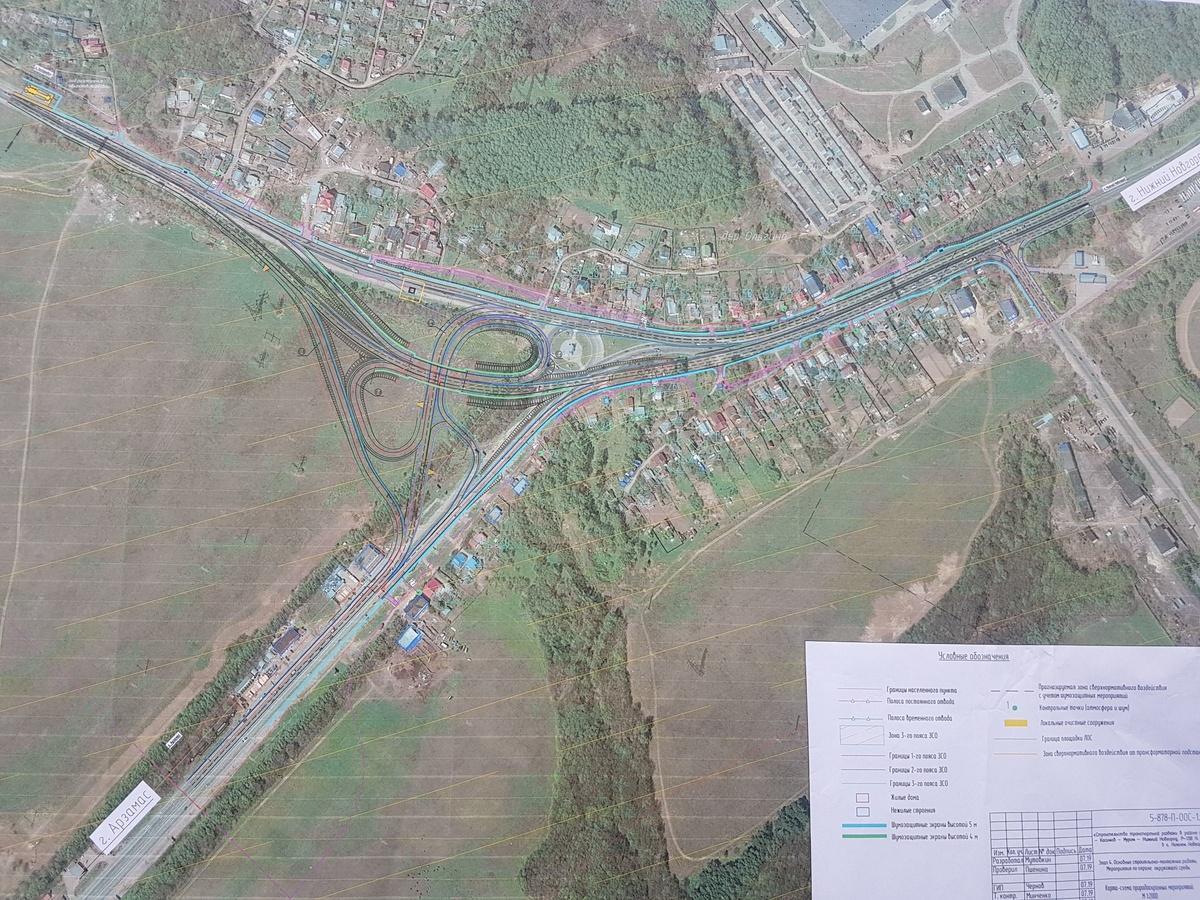 Развязку в Ольгино планируют закончить к 2021 году - фото 1