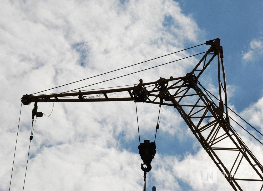 Объем жилищного строительства в Нижегородской области увеличился на 8% - фото 1
