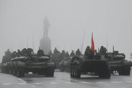 В День Победы в Нижнем Новгороде перекроют четыре площади и около двадцати улиц