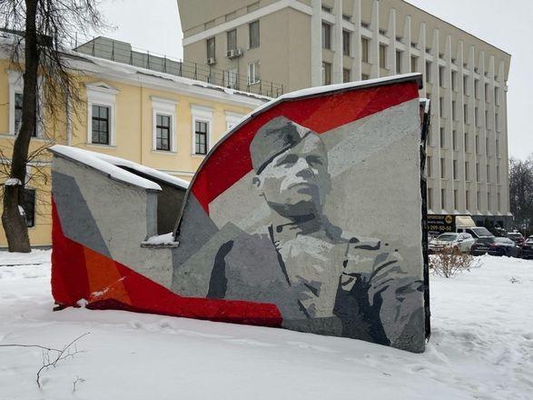 Новый арт-объект о Победе появился в Нижегородском кремле - фото 1
