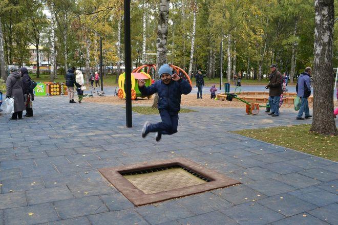 Детский городок и площадка для собак открылись в парке Пушкина - фото 2
